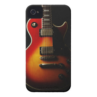Guitar Instruments iPhone 4 Case-Mate Cases