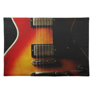 Guitar Instruments Placemat