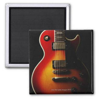 Guitar Instruments Square Magnet