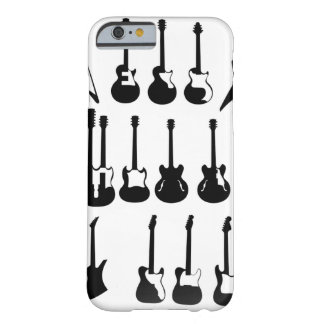 Guitar iPhone 6/6s Barely There iPhone 6 Case