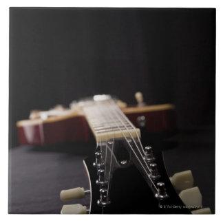 Guitar Large Square Tile