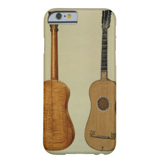 Guitar made by Antonio Stradivarius (c.1644-1737), Barely There iPhone 6 Case