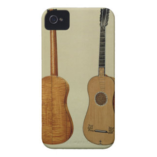 Guitar made by Antonio Stradivarius (c.1644-1737), iPhone 4 Covers