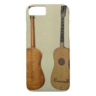 Guitar made by Antonio Stradivarius (c.1644-1737), iPhone 8/7 Case