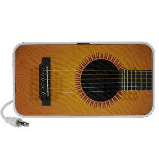Guitar Music Doodle Speaker