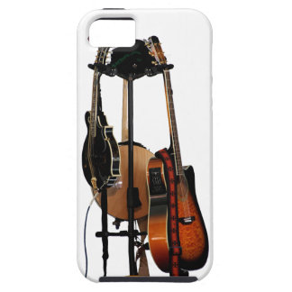 Guitar Musical Instruments iPhone 5 Case