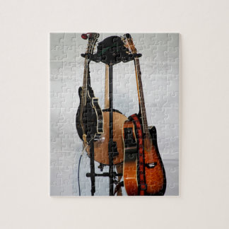 Guitar Musical Instruments Puzzles