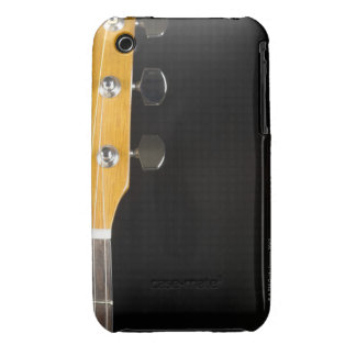 Guitar Neck and Head iPhone 3 Case-Mate Cases