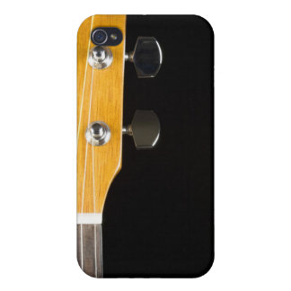 Guitar Neck and Head Cases For iPhone 4