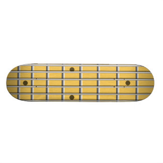 Guitar Neck Skate Board Decks