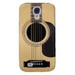 Guitar Phone Samsung Galaxy S4 Cover