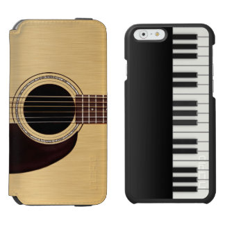 Guitar Piano Combo Incipio Watson™ iPhone 6 Wallet Case