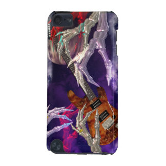 Guitar pick fingers pluck guitar ipod case iPod touch (5th generation) cases