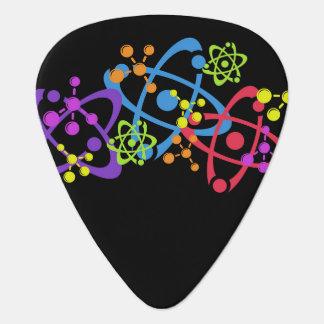 Guitar Pick, Geek, Nuclear Science Plectrum