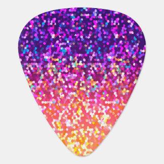 Guitar Pick Glitter Graphic
