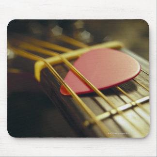 Guitar Pick Mouse Mat