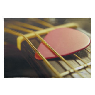 Guitar Pick Placemat