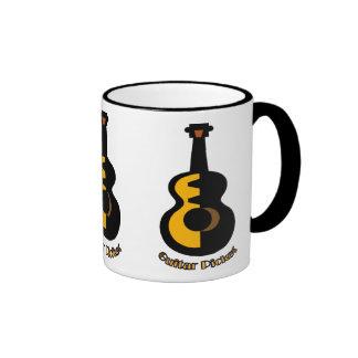 Guitar Picker Mug
