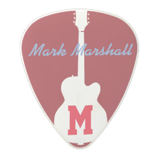 guitar picks personalized polycarbonate guitar pick