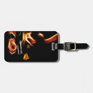 Guitar Player Bag Tag
