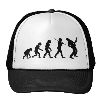 Guitar Player Cap