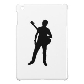 """""""Guitar Player"""" design gifts and products iPad Mini Cases"""