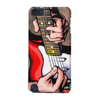 Guitar Player iPod Touch Case