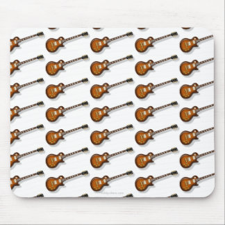 Guitar Player LP Style Guitars Mouse Pads