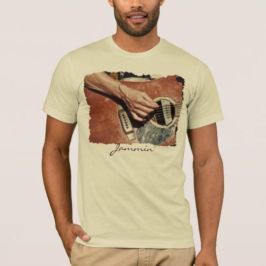 GUITAR PLAYER Music Lover T-Shirt