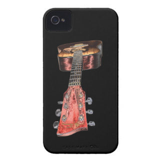 Guitar Player Music Lover's Blackberry Case