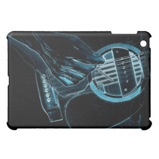 Guitar Player Music Lover's iPad Case