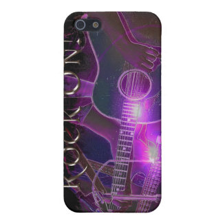 Guitar Player Music Lover's iPhone Case iPhone 5/5S Covers