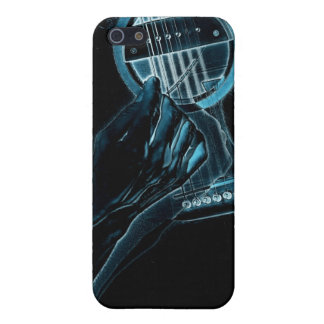 Guitar Player Music Lover's iPhone Case iPhone 5 Covers