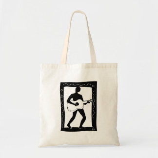 Guitar Player Tote