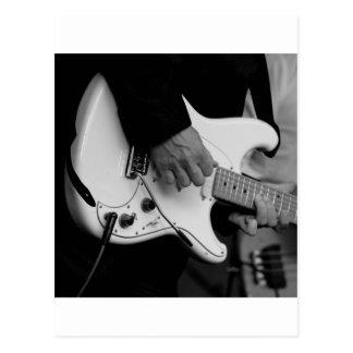 Guitar Postcards
