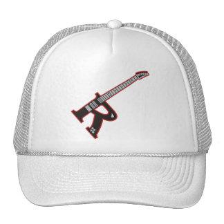 Guitar R Cap