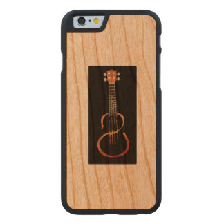 Guitar Remix Carved Cherry iPhone 6 Case