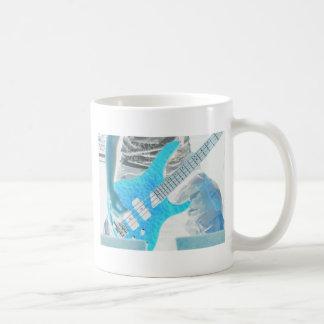 Guitar Rock motif Mug