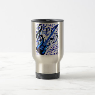 Guitar rocker_ travel mug