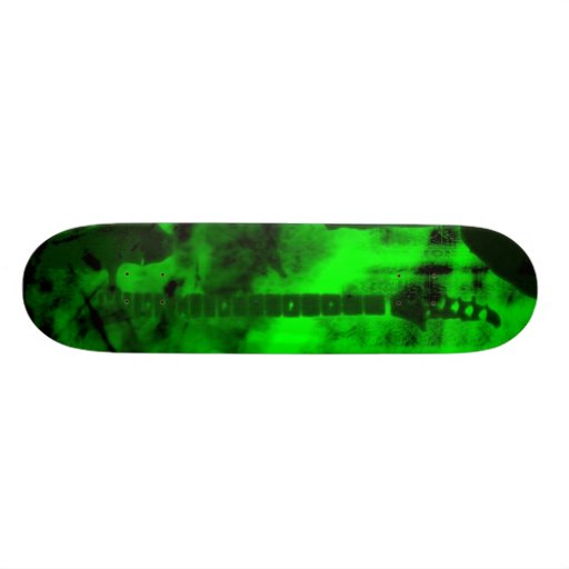guitar skateboard