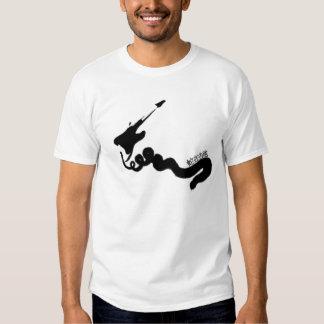 Guitar Snake. T Shirts