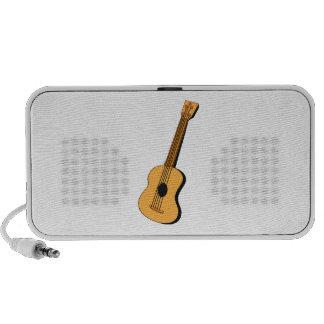 Guitar Travelling Speaker