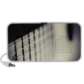 Guitar iPod Speakers