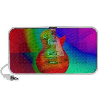 Guitar Laptop Speakers