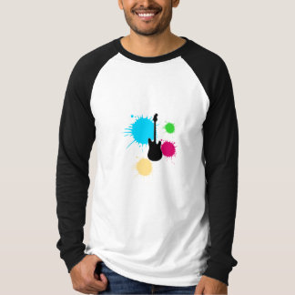 Guitar Splat T-Shirt