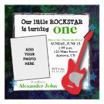 Guitar & Stars Boy's Rockstar Birthday