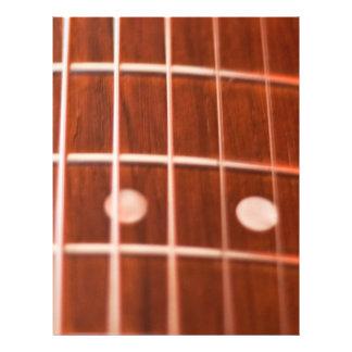 Guitar strings 21.5 cm x 28 cm flyer
