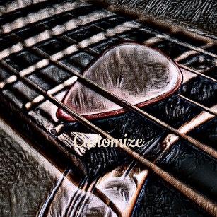 Guitar Plates | Zazzle.co.uk