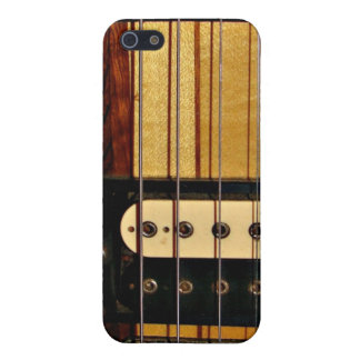 Guitar Strings iPhone 5 Cover