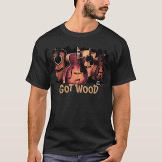 guitar-tee, GOT WOOD T-Shirt